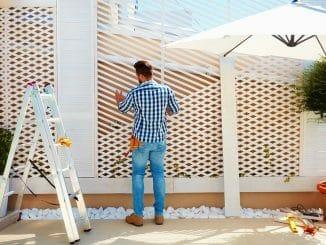 Terrassendach selbst bauen
