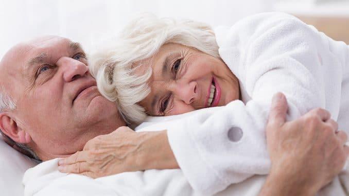 männliche Sexualität im Alter