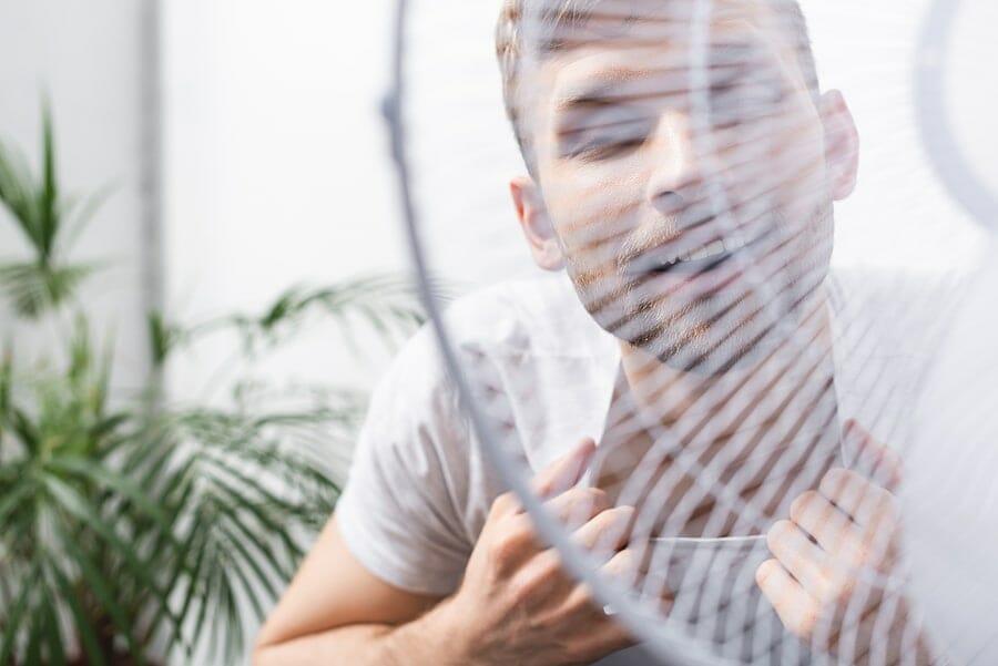 ventilator luftbefeuchter luftreiniger