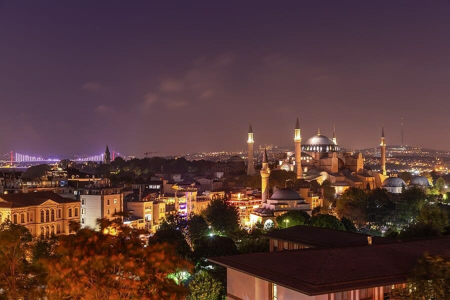 Istanbul Freizeit