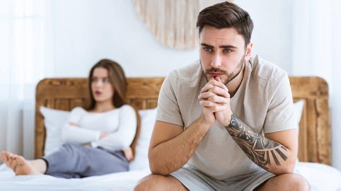 Sexuelle Störungen bei Männern