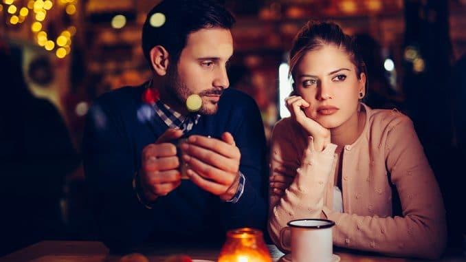 Top 10 der No-Gos beim ersten Date