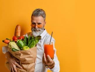 Vegane Ernährung und Haarausfall