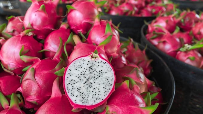 Drachenfrucht - Pitahaya