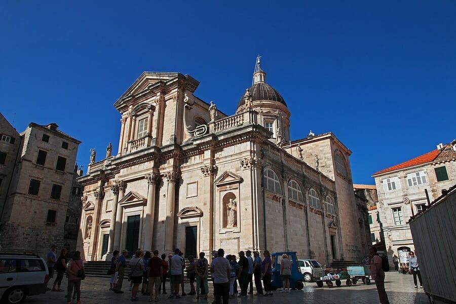 Dubrovnik Kathedrale