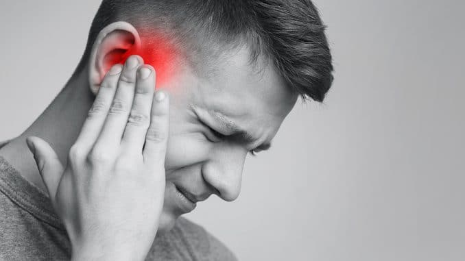 Einseitiger Tinnitus