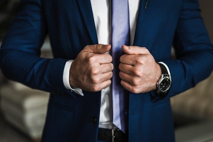 Krawatte Uhr