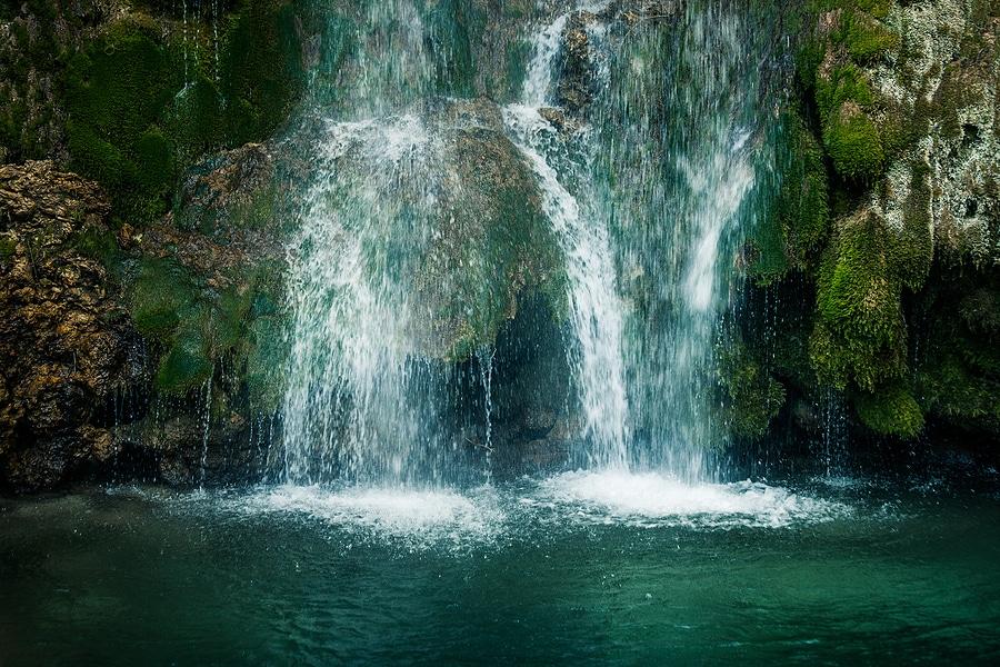 Lisine Wasserfall