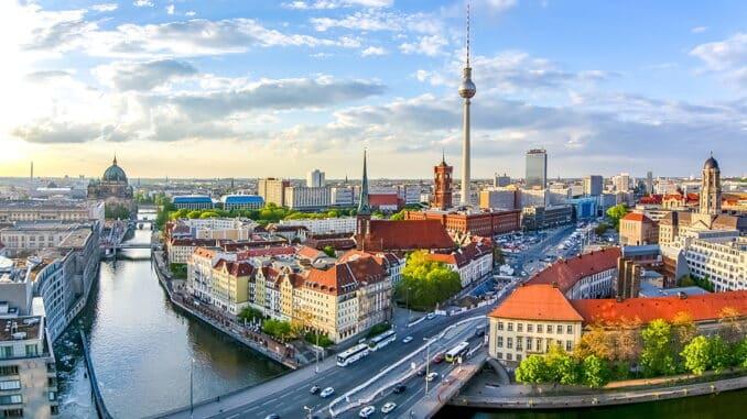 Hauptstadt Berlin erkunden