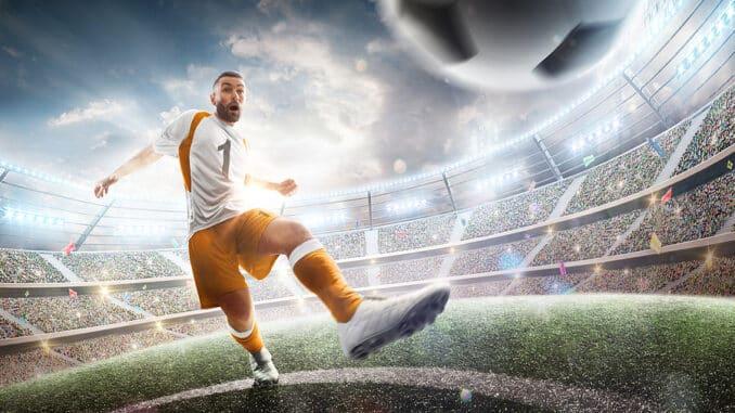 Sponsoring als wichtige Einnahmequelle im Fußball