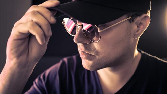 Caps-Kopfbedeckung